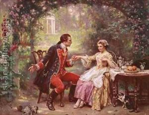 The-Courtship-Of-Washington