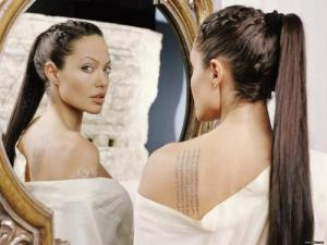 Who's the fairest of all? Take a look into your mirror!